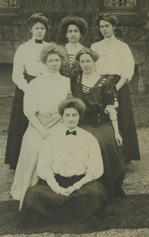 Chronological Photograph, 1905-1909